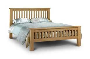 Bed Frames Wooden King Size Oak King Size Bed Frame Oak Beds Ebay