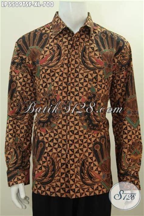 Batik Cowok Dewasa baju batik mahal untuk cowok dewasa size xl produk kemeja