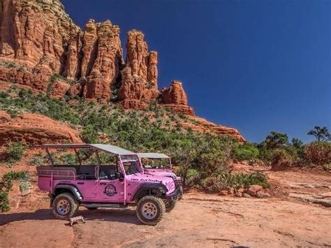 best pink jeep tour in sedona rock backcountry picture of pink jeep tours sedona