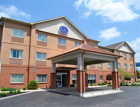 comfort inn mason ohio hotels near cincinnati kings island lodging