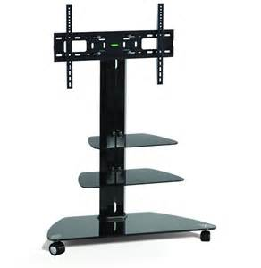 corner tv stand tv stand with wheels - Tv Stands On Wheels
