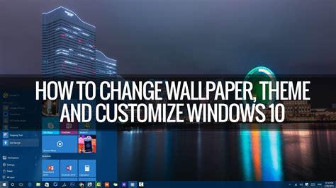 how to lock themes in windows 7 luxury change desktop background in theme kezanari com