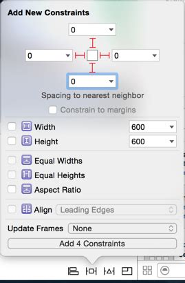 xcode layout for all devices ios xcode 6 how to make an image view fill the screen
