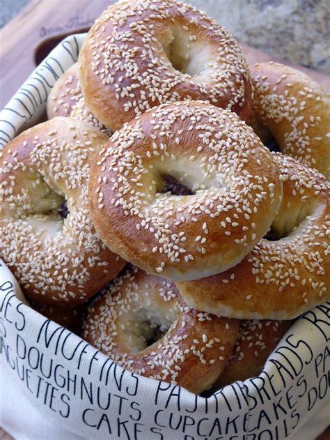 Handmade Bagels - bagel recipe bagels