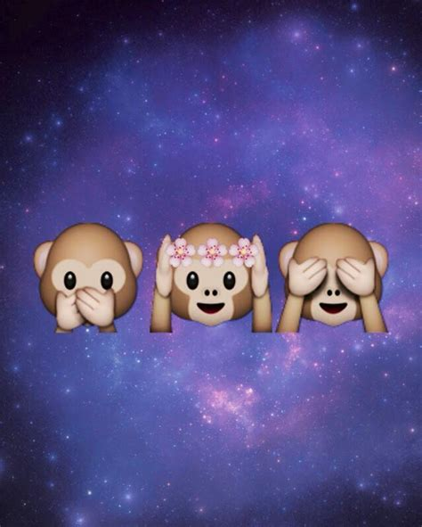 wallpaper emoji monkey top wallpapers for your cellphone oh my dior unicorn