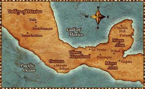 ancient american map ancient american world e lyons