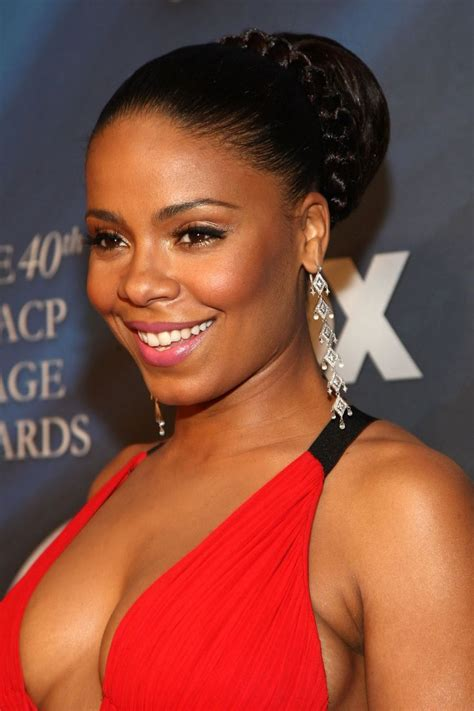 Sanaa Lathan   Beautiful Shades of Brown   Pinterest