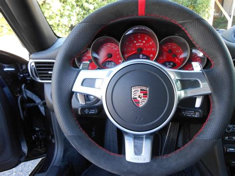 porsche 997 steering wheel steering wheel options for 997 2 pdk rennlist porsche