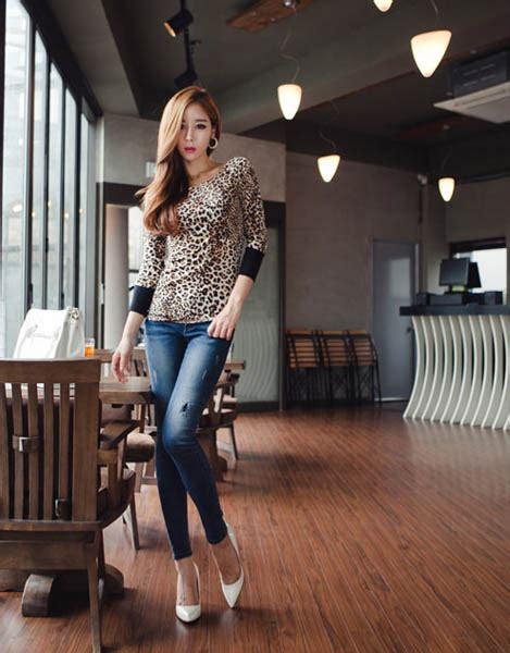 Kaos Pria Lengan Pendek Leopard jual baju import newhairstylesformen2014