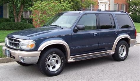 1999 ford explorer information midnightride012 1999 ford explorer specs photos modification info at cardomain
