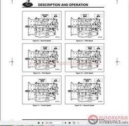 mack maxitorque transmission t310 service manual auto