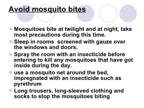 how to kill mosquitoes in room 7 ivm malaria
