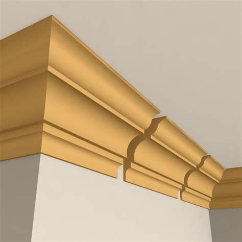 cornice molding interior cornice molding 3d model