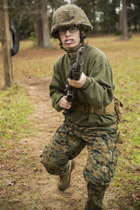 marine bayonet dvids images marine recruits conquer parris island