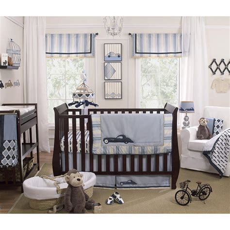 Blue Baby Crib Bedding Blue Baby Boy Crib Bedding Ideas Baby Boy Crib Bedding Home Design Insight