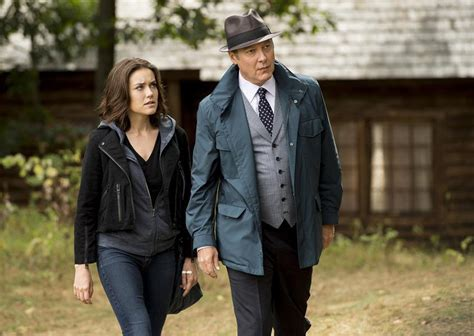 elizabeth keene new haircut blacklist spader and megan boone nbc s the blacklist producers pay