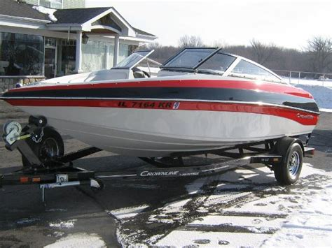 crownline boat dealers in wisconsin 1990 crownline boats for sale in delavan wisconsin