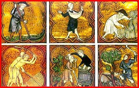 Il Calendario I T Il Calendario Medievale