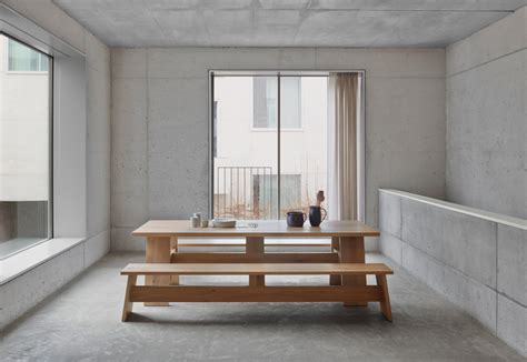 home design brand furniture david chipperfield crafts solid wooden furniture for e15