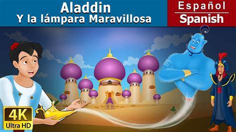 aladino y la lara aladino y la l 225 mpara m 225 gica cuentos para dormir cuentos infantiles cuentos de hadas