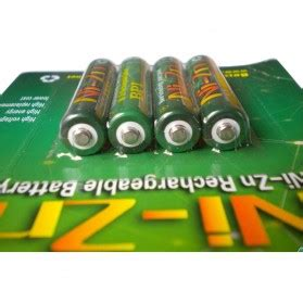 Enelong Bpi Ni Zn Aaa Battery Charger 1000mah With Button Top 4 Pcs enelong bpi ni zn aaa battery 1000mwh with button top 4
