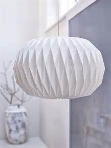 Cardboard Lighting Uk White Paper L Shade