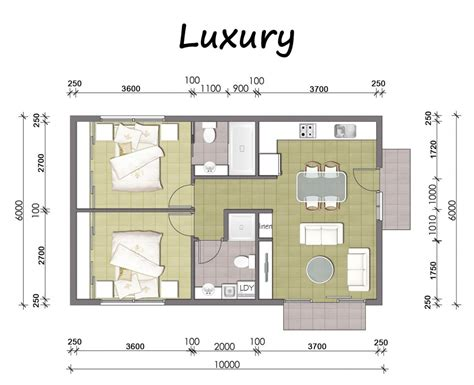 floor plans for 2 bedroom granny flats granny flat 2 bedroom designs floor plans for 2 bedroom