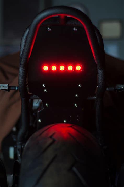 Universal Led Tail Light Brake Light Jesse Spade