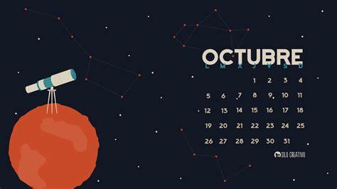 imagenes calendario octubre 2015 calendario descargable octubre 2015 silo creativo