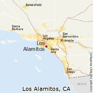 los alamitos california map best places to live in los alamitos california