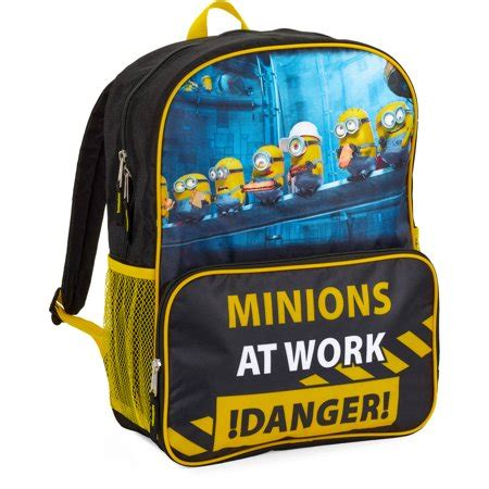 Despicable Me 16 despicable me minions at work 16 quot backpack walmart
