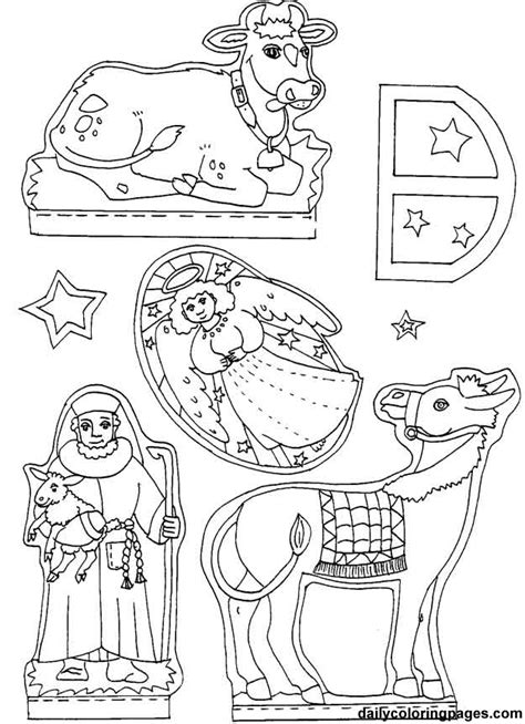 printable nativity diorama best photos of printable diorama scenes free printable