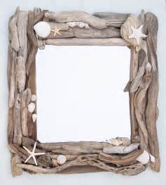 Driftwood and sea shell mirror posted july 11 2013 tags coastal