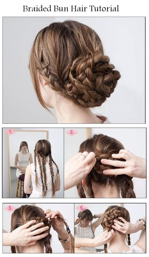easy hairstyle tutorials for hair 15 simple and hairstyle tutorials