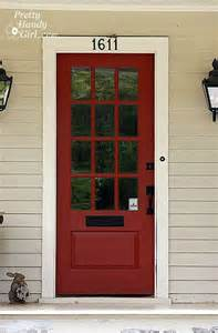 front door paint colors sherwin williams sherwin williams flower pot boosting curb appeal pinterest paint colors red front doors