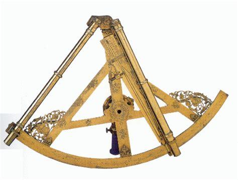 sextant and quadrant tpe cartographie la renaissance