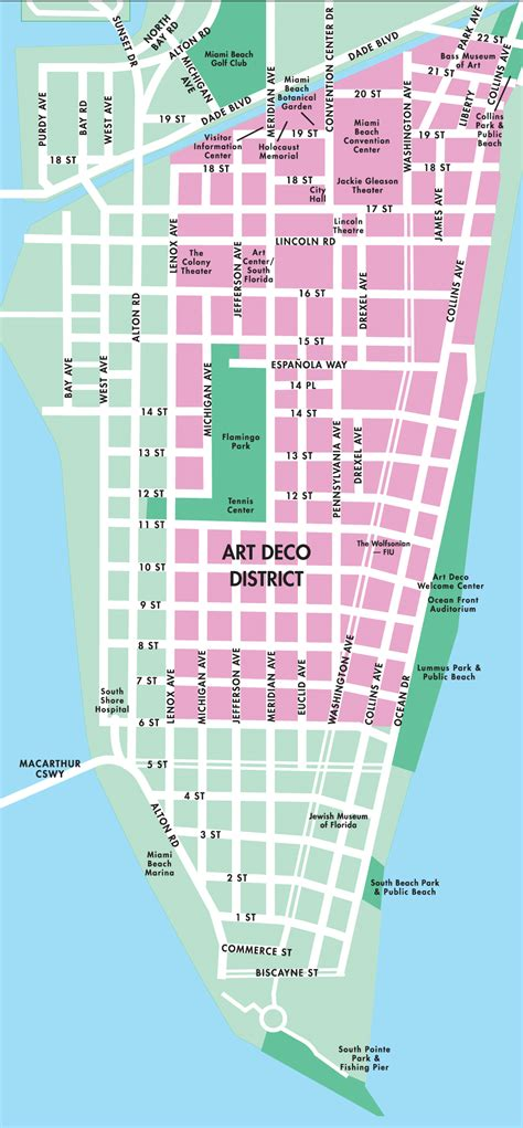 Design House In Miami by South Beach Hotel Map Brucall Com
