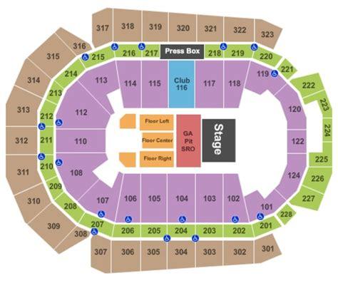 fargo arena des moines seating chart fargo arena tickets in des moines iowa fargo