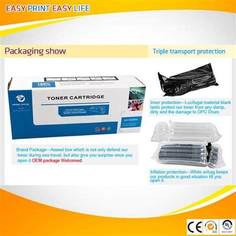toner reset chips for hp laserjet 1102 1132 1212 1214 1217 85a toner cartridge for hp m1132 1212nf mfp p1102 1102w