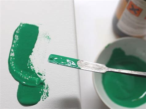 acrylic paint how to thin how to thin acrylic paint 5 steps with pictures wikihow