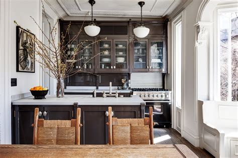 kitchen design brooklyn decor a brooklyn brownstone renovation by roman and