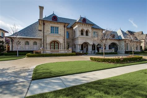 French Country Style House Plans 2933 Belclaire Drive Frisco Tx 75034 I Doris Jacobs Real
