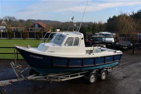 commercial fishing boat ebay orkney day angler 19 fishing boat diving commercial use