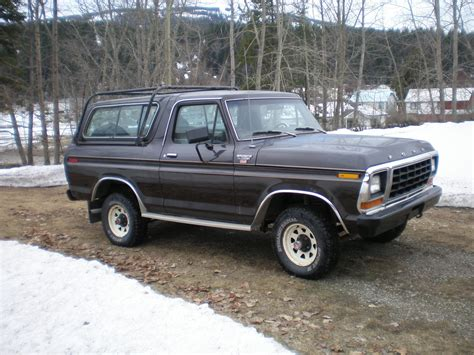 Garage Size 2 Car by 1978 Ford Bronco Pictures Cargurus