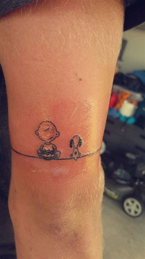 charlie tattoo 1000 ideas about snoopy on snoopy