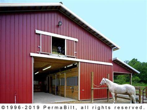 permabilt horse barns horse arenas horse barn builders