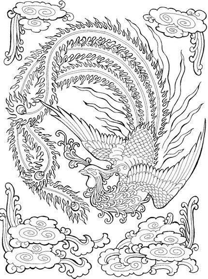coloring pages phoenix bird oddychujte a vymaľujte si niečo z t 253 chto šabl 243 n