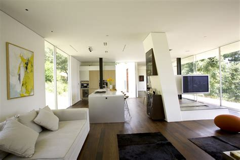 white interior homes inicio domohouse
