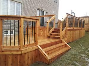 Garage Addition Designs residential decks eagle fencing
