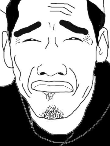 Asian Meme Face - upset asian friend know your meme